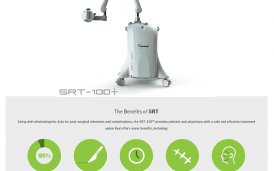 The Dermatology Center now has SRT as a new skin cancer treatment option!